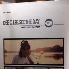 Discos de vinilo: CREC C. LEE- SEE THE DAY. Lote 238832405