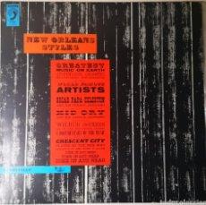 Discos de vinilo: NEW ORLEANS STYLES - ESTADO IMPECABLE. Lote 238843905
