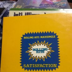 Discos de vinilo: ROLLING STONES. MAXI SINGLE. Lote 238844900