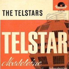 Discos de vinilo: THE TELSTARS / BERT KAEMPFERT Y SU ORQUESTA – TELSTAR. Lote 238848130
