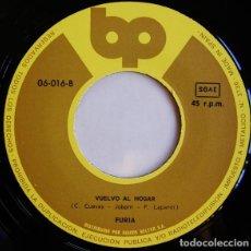 Discos de vinilo: FURIA – HOROSCOPO. Lote 238848870