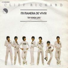 """Discos de vinilo: CLIFF RICHARD – MI MANERA DE VIVIR """"MY KINDA LIFE"""". Lote 238851060"""