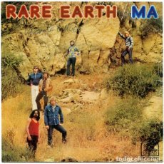 Discos de vinilo: RARE EARTH – MA. Lote 238855460