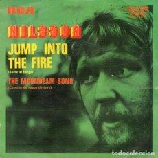 Discos de vinilo: NILSSON – JUMP INTO THE FIRE = SALTA AL FUEGO. Lote 238856950