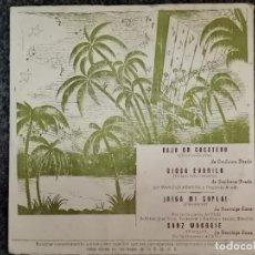 Discos de vinil: MANOLO ARANDA +ORQUESTA ACEDO (EP, COLUMBIA,1958) TRICENTER,. Lote 238861185