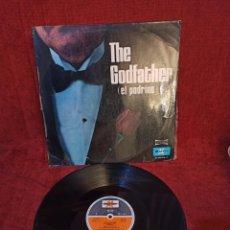 Discos de vinilo: THE GODFATHER EL PADRINO LP. Lote 238888965