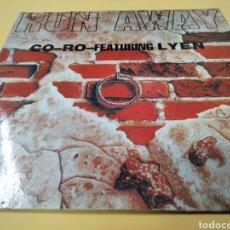 Discos de vinilo: MAXI SINGLE CO-RO-FEATURING LYEN LP. Lote 239374465