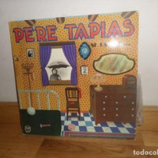 Disques de vinyle: PERE TAPIAS - SI FA SOL ... - LP - DISPONGO DE MAS DISCOS DE VINILO. Lote 239379650