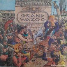 Discos de vinilo: FRANK ZAPPA. THE GRAND WAZOO. Lote 239398295