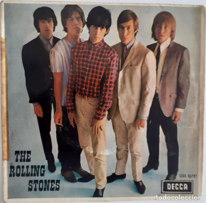 ROLLING STONES. IF YOU NEED ME.... (Música - Discos de Vinilo - EPs - Pop - Rock Internacional de los 50 y 60)