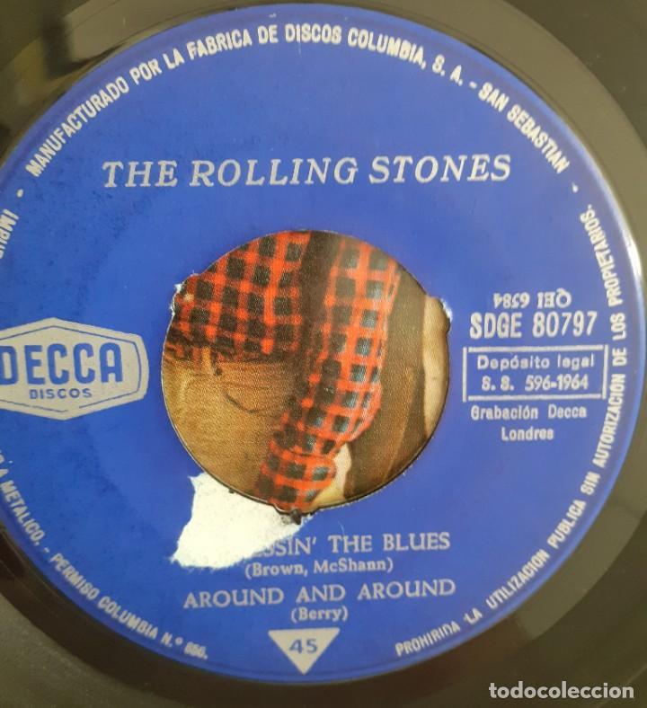 Discos de vinilo: ROLLING STONES. IF YOU NEED ME.... - Foto 4 - 239402115
