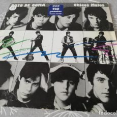 Discos de vinilo: PATO DE GOMA-CHICOS MALOS. Lote 239416020