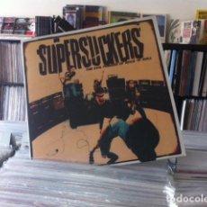 Discos de vinil: LP SUPERSUCKERS THE EVIL POWERS OF ROCK 'N' ROLL VINILO BLANCO PUNK. Lote 239425955