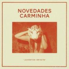 Disques de vinyle: LP NOVEDADES CARMINHA JUVENTUD INFINITA VINILO GALICIA. Lote 263259325