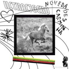 Discos de vinilo: LP NOVEDADES CARMINHA ULTRALIGERO VINILO GALICIA. Lote 239437900