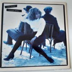 Disques de vinyle: TINA TURNER- FOREIGN AFFAIR - SPAIN LP 1989 + ENCARTE- VINILO COMO NUEVO.. Lote 239438315