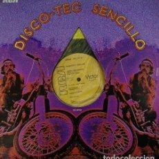 Discos de vinilo: ROBERTO JORDAN - EL SOL SE FUE / AMOR VERDADERO - MAXI SINGLE ORIGINAL MEJICANO EN VINILO AMARILLO. Lote 239459095