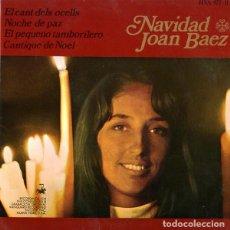 Discos de vinilo: JOAN BAEZ – NAVIDAD CON JOAN BAEZ. Lote 239474955