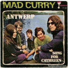 Discos de vinilo: MAD CURRY – ANTWERP. Lote 239475425