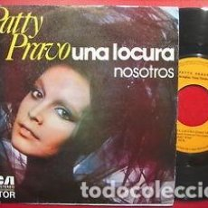 Discos de vinilo: PATTY PRAVO – UNA LOCURA (SPANISH VERSION). Lote 239479105