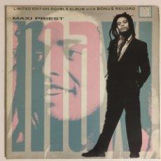 Discos de vinilo: MAXI PRIEST. LIMITED EDITION DOUBLE ALBUM.. Lote 239479305