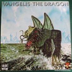 Discos de vinilo: VANGELIS - THE DRAGON (LP, ALBUM) (1980/ES). Lote 239484190