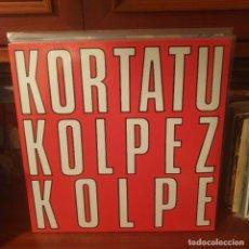 Discos de vinil: KORTATU / KOLPEZ KOLPE / ESAN OZENKI 2015. Lote 239484480