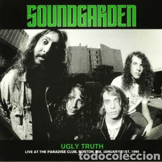 SOUNDGARDEN  - UGLY TRUTH LIVE AT THE PARADISE CLUB BOSTON 1990. LP VINILO PRECINTADO (Música - Discos - LP Vinilo - Pop - Rock Internacional de los 90 a la actualidad)