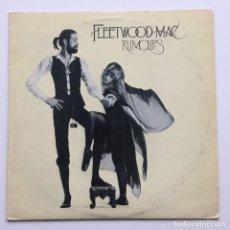 Discos de vinilo: FLEETWOOD MAC – RUMOURS SCANDINAVIA,1977 WARNER BROS RECORDS. Lote 239518950