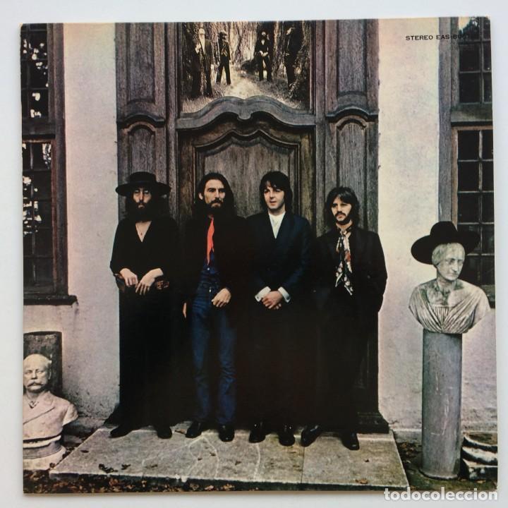 THE BEATLES – HEY JUDE JAPAN,1976 APPLE RECORDS (Música - Discos - LP Vinilo - Pop - Rock - Internacional de los 70)