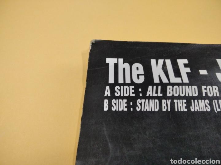 Discos de vinilo: The KLF Justified & Ancient Lp - Foto 4 - 239549520
