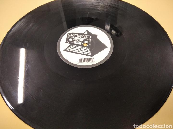Discos de vinilo: The KLF Justified & Ancient Lp - Foto 10 - 239549520