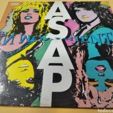 Discos de vinilo: ASAP EN MOVIMIENTO LP. Lote 239558375
