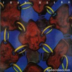 Discos de vinilo: JUAN BELDA - JUAN BELDA - LP DE VINILO - MUSICA INDUSTRIAL MINIMAL - 1986. Lote 239565560