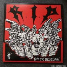 Discos de vinilo: IMPECABLE R.I.P. / NO TE MUEVAS! - VINILO + REVISTA 20 PÁGS. RIP. Lote 239588060