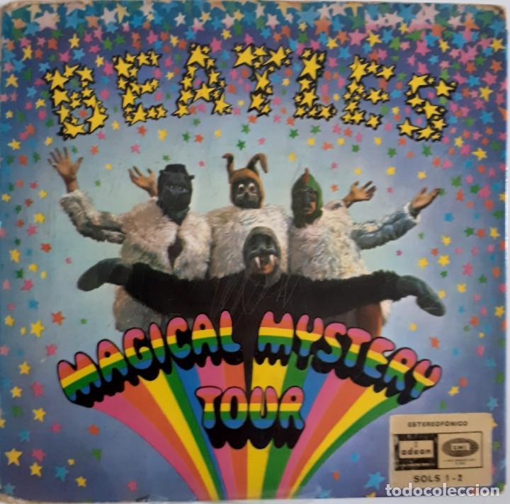 BEATLES. MAGICAL MYSTERY TOUR (Música - Discos de Vinilo - EPs - Pop - Rock Internacional de los 50 y 60)