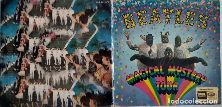 Discos de vinilo: BEATLES. MAGICAL MYSTERY TOUR - Foto 3 - 239609445