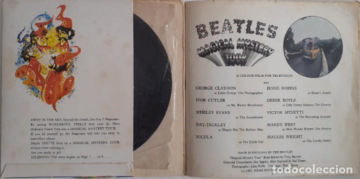 Discos de vinilo: BEATLES. MAGICAL MYSTERY TOUR - Foto 4 - 239609445