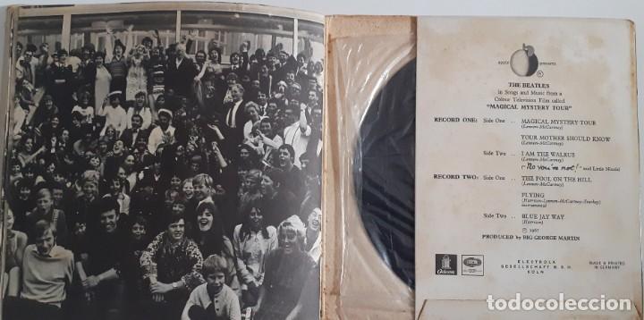 Discos de vinilo: BEATLES. MAGICAL MYSTERY TOUR - Foto 18 - 239609445