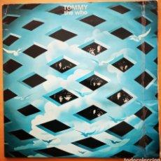 Discos de vinilo: THE WHO - TOMMY. Lote 239610710