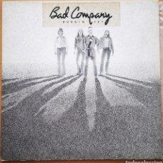 Discos de vinilo: BAD COMPANY - BURNIN SKY. Lote 239619635