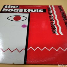 Discos de vinilo: THE BOASTFULS NOBODY SAYS NOTHING MAXI SINGLE. Lote 239647695