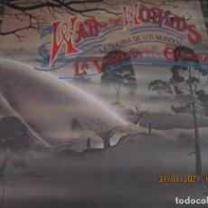 Discos de vinilo: LA GUERRA DE LOS MUNDOS B.S.O. SINGLE - ORIGINAL ESPAÑOL - CBS 1978 - MUY NUEVO (5). Lote 239653925