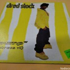 Discos de vinilo: DRED STOCK PUMP MAXI SINGLE. Lote 239655965