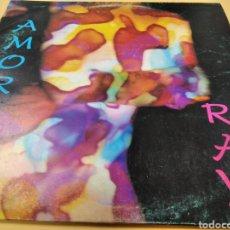 Discos de vinilo: RAY AMOR MAXI SINGLE. Lote 239660045