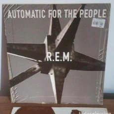 Discos de vinilo: REM - R.E.M - AUTOMATIC FOR THE PEOPLE - 1992 - LP. Lote 224557592