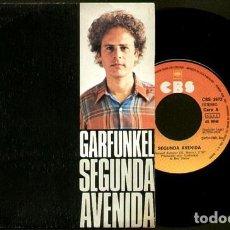 Discos de vinilo: GARFUNKEL* – SEGUNDA AVENIDA. Lote 239672200