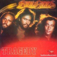 Discos de vinilo: BEE GEES – TRAGEDY. Lote 239674335