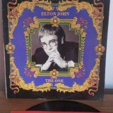 Discos de vinilo: ELTON JOHN - THE ONE - LP - 1992. Lote 224557686