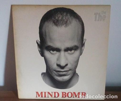 THE THE - MIND BOMB - 1989 - LP (Música - Discos - LP Vinilo - Pop - Rock - New Wave Internacional de los 80)